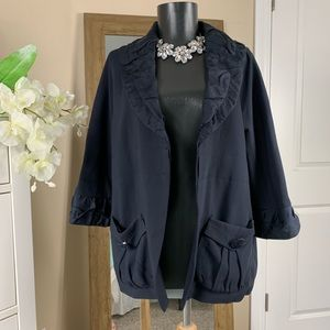Marc by Marc Jacobs Navy Blue Blazer 8